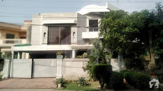 19 Marla Double Storey Corner House Is Available For Sale In B Block Of Pcsir Housing Scheme Phase 2
