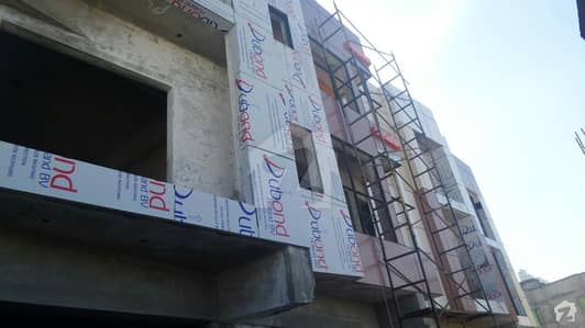 Flat No. 17 Is Available For Sale On Zarghun Road