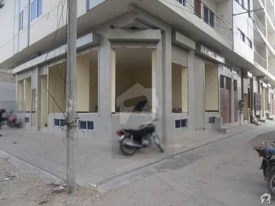 Ground Floor 8 Shop For Sale In Bukhari Commercial Area