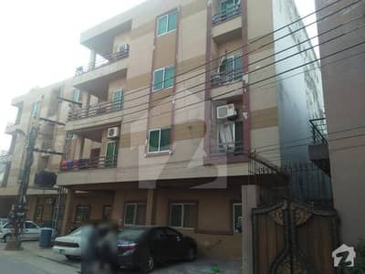 Flat For Sale In Punjab Cooperative Housing Society Near Dha Phase 3 And Gazi Road Lahore