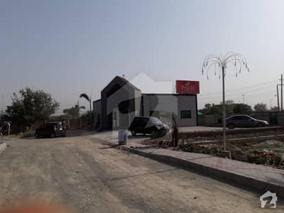 3 Marla Villa Is Available For Sale On Installments In Palm Villas Near Jubilee Town