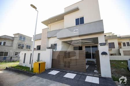 07 Marla Brand New House For Sale In Abu Bakar Block