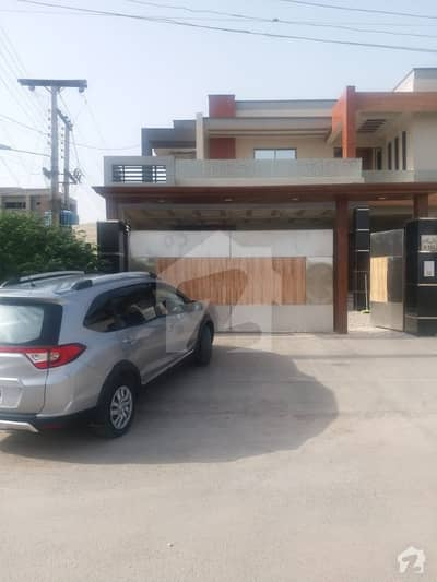 1 Kanal New Constructed Double Storey House Is Available For Sale