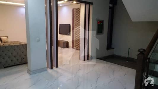 1 Kanal Fully Furnished House With Swimming Pool Available For Rent By Serani Estate