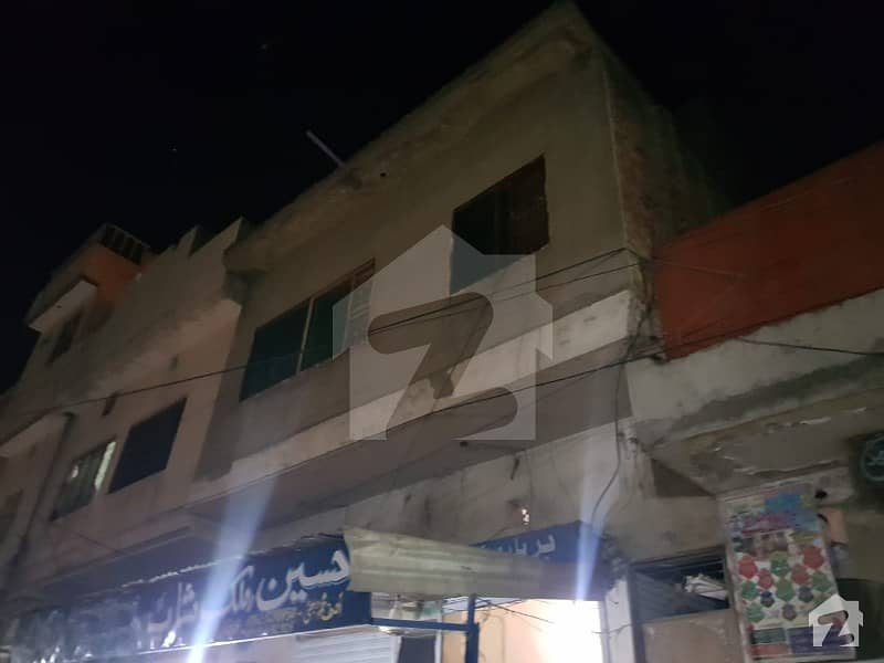 2 5 Marla Flat For Rent in jalil Town Grw