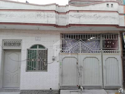 Single Storey House For Sale In Dhok Sayedan Road Street No 10
