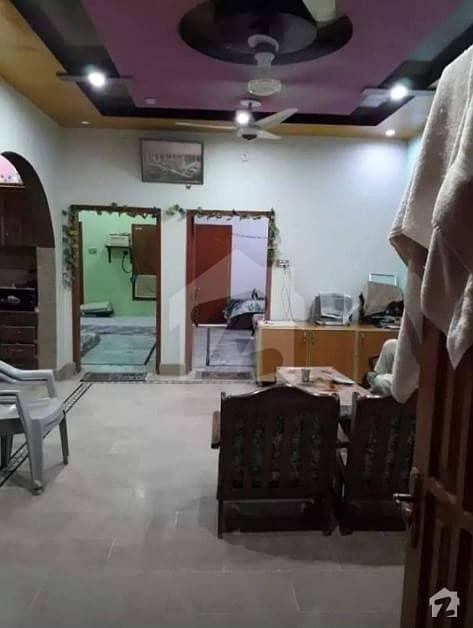 مین قاسم آباد روڈ حیدر آباد میں 6 کمروں کا 5 مرلہ مکان 60 لاکھ میں برائے فروخت۔