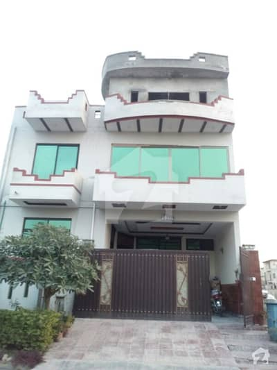 7 Marla House For Sale In River Garden Islamabad.