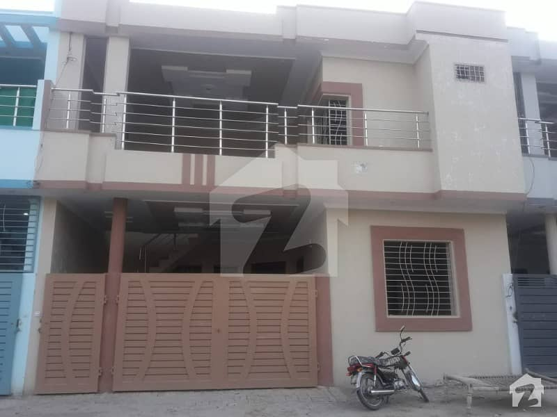 5 Marla House Double Storey House Is Available For Sale