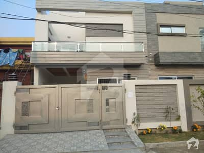 7 Marla Brand New Proper Double Unit House For Sale In Khuda Buksh Colony Lhr