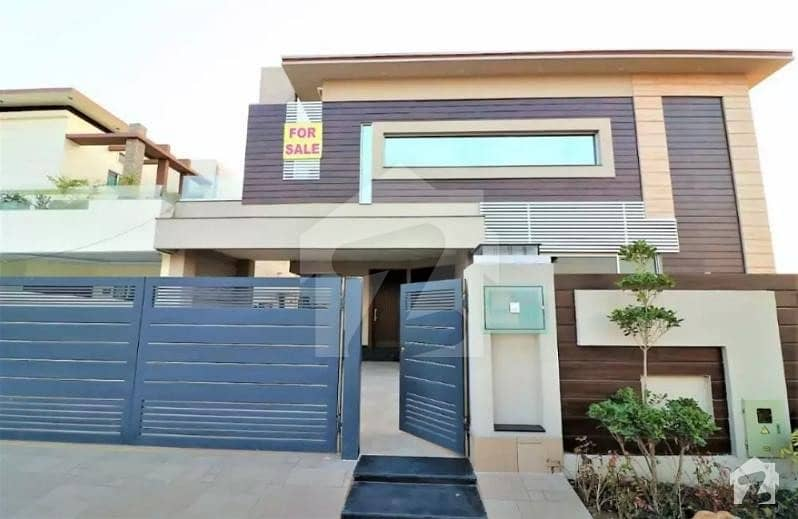 Kanal Brand New Luxury Solid Bungalow Is Up For Sale