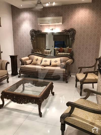Brand New Fully Furnished  - 1 Kanal Full House For Rent