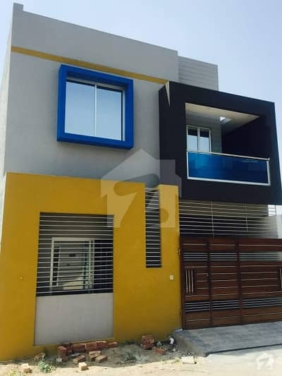 5 Marla House For Sale In Ghouse Garden Canal Road Lahore