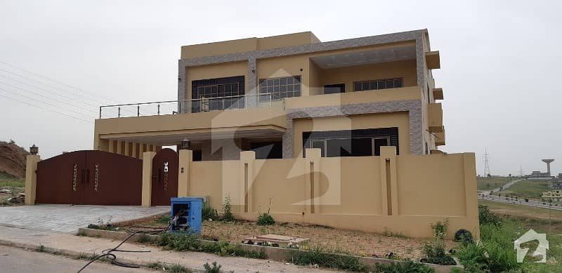 1 Kanal House With Basement For Sale