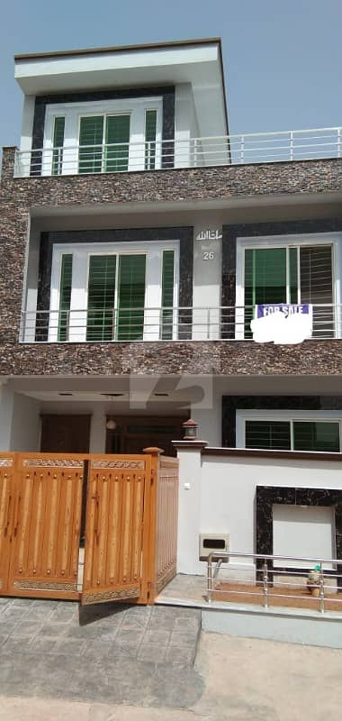 G-13 House 25x40 House For Sale Excellent Location
