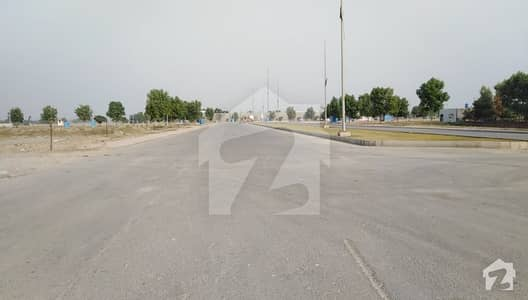 10 Marla Plot For Sale In Tauheed Block Bahria Town