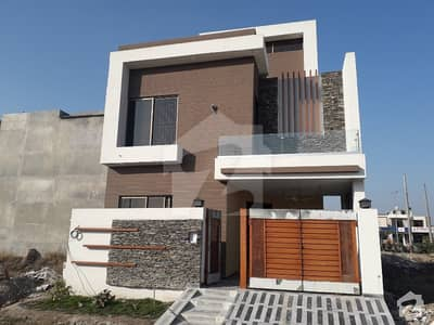 5 Marla Double Story Fully Furnished House For Sale Facing Park