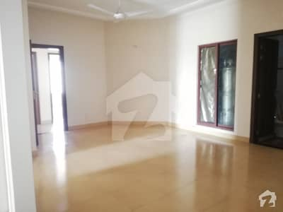 Dha Phase 8 Luxury Apartment 3 Bed Ground Floor Available For Sale
