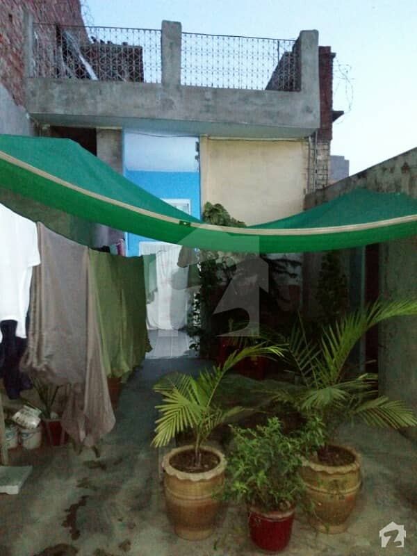 4 Marly Corner Commercial House For Sale  At Main Church Road Sialkot