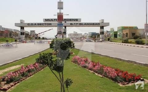 7. 5 Marla 30x60 Corner Plot Is Available For Sale At Block F MPCHS Sector B-17 Islamabad