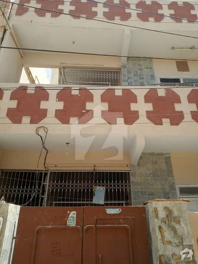West Open 80 Sq Yards   House For Sale