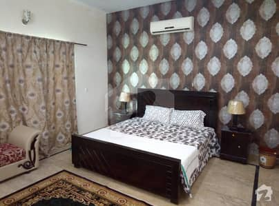 1 kanal 3 Bedroom Fully Furnished Air conditioned House