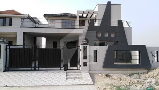 10 Marla Double Storey New House For Sale In Khayaban e Amin Block M Lahore