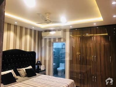Furnished Brand New Flat For Sale