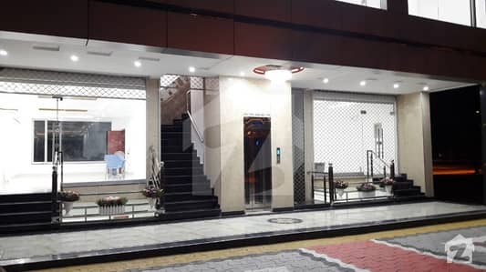fully furnished appartment 1 bed hot location bahria town