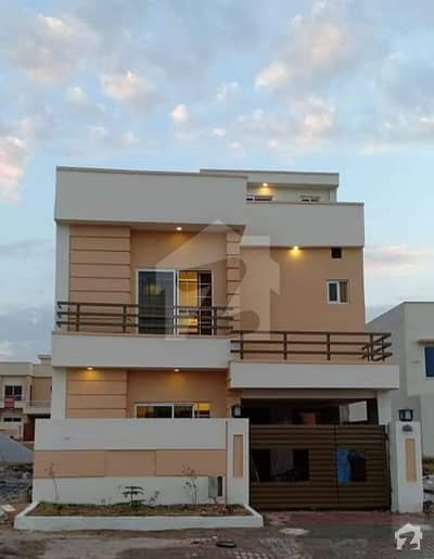 Brand New 6 Marla Double Unit House Available For Sale In Bahria Town