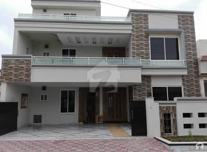 Brand New House Is Available For Sale in CBR TOWN Main Double Road