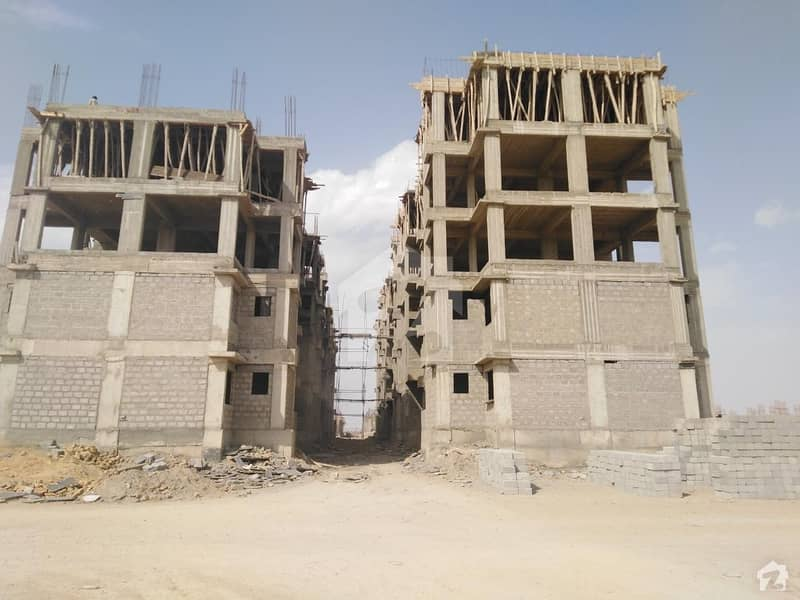 3 Bedroom Standard Apartment For Sale  Mid Rise Fazaia Housing Scheme Karachi