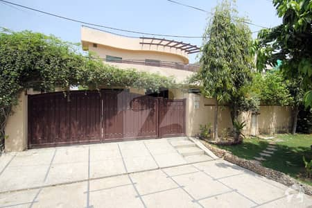 Kanal Self Constructed Bungalow Sui Gas Society Lahore
