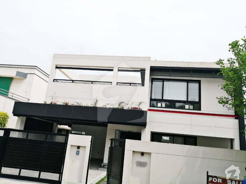 1 Kanal Brand New Luxury House With Basement at Prime Location Near to Park