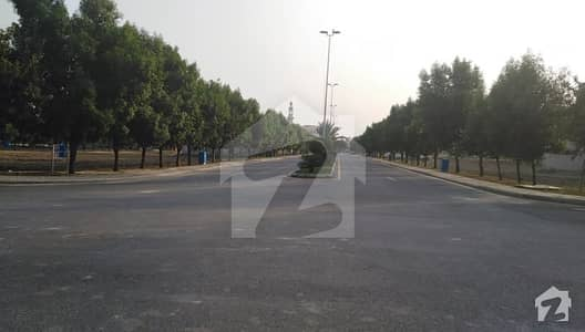 8 Marla Ready To Construct Plot For Sale In Low Cost  Block C