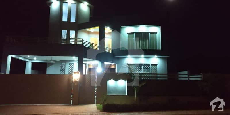 50x90 Kanal House Is For Sale At Margalla View Housing Scheme Sector D-17/2  Islamabad