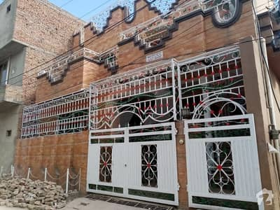 Double Stoery Corner House For Sale On Range Road Rawalpindi Near Bayco Pump