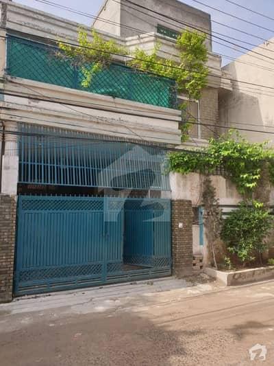 6. 75 Marla Single Unit Double Storey House