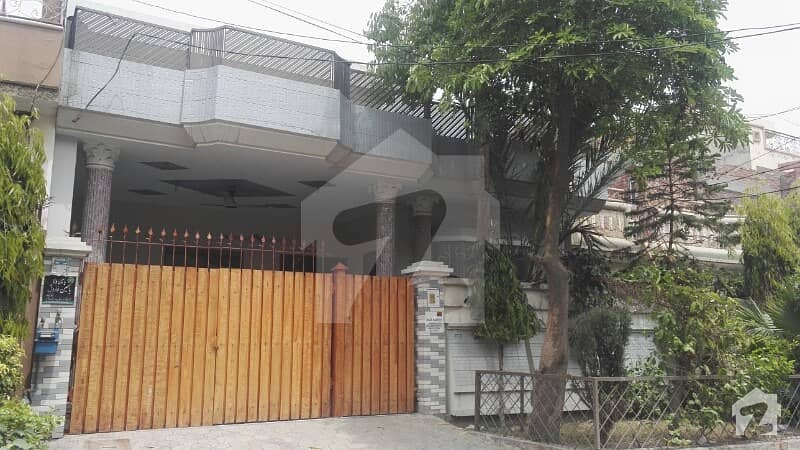 12-Marla 3-BedRoom's Signal Story House For Sale.