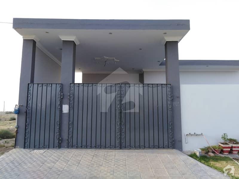 10 Marla Single Story House For Sale