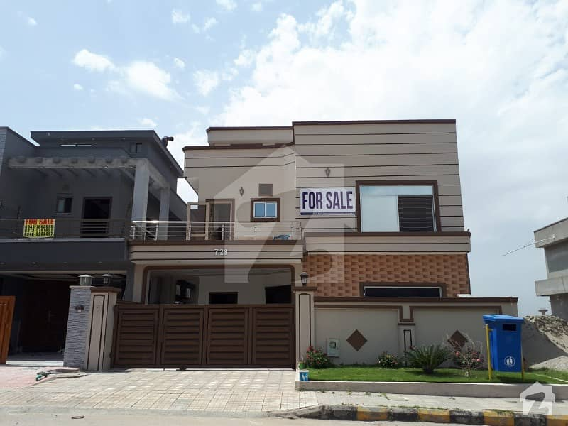 Beautiful 12 Marla House Is Available For Sale In Sector D Bahria Town