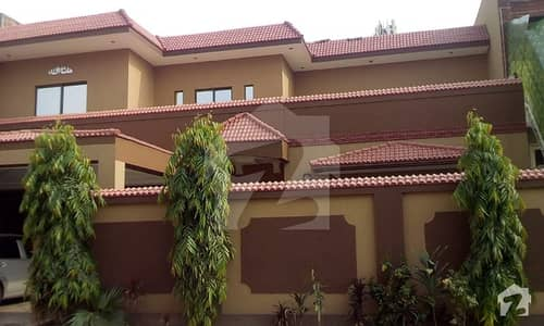 1 Kanal Luxury Solid A++ Quality Construction House For Sale