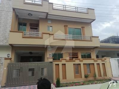 Korang Town Safari Block 6 Marla Brand New House Is Avaible For Sale