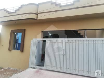 4. 5 Marla Brand New Single Storey House For Sale In Wakeel Colony