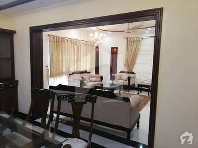 Bahria Town Phase 3  One Kanal Furnished House For Rent