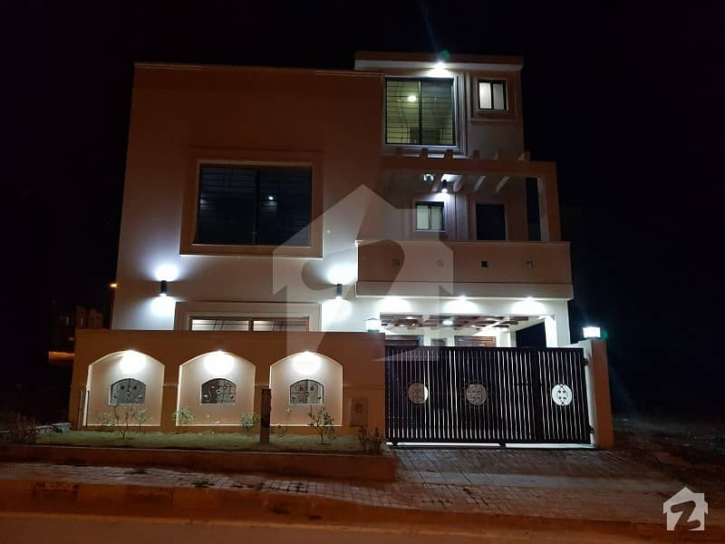 08 Marla Brand New Double Unit House For Sale In Rafi Block