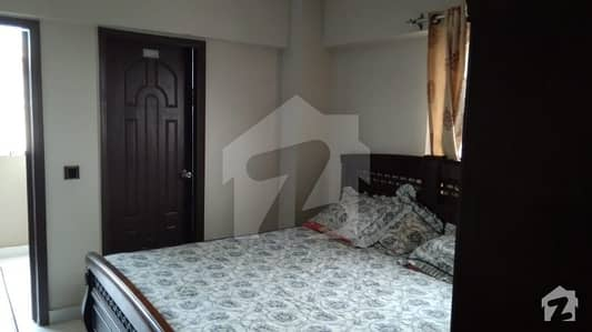 Very Chance Deal Brand New Flat For Sale In Clifton  Block 4