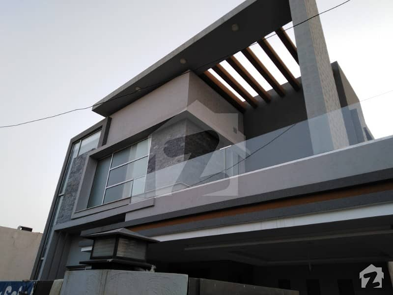 Corner + 10 Marla Brand New Lavish House For Sale In State Life Housing Society