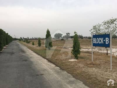Low Budget 1 Kanal Residential Plot For Sale