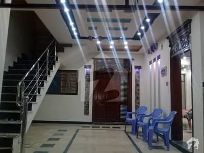 7 Marla Newly Built Beautiful House Is Available For Sale